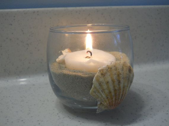 Delaware Beach Sand Candle by Delawarebeach on Etsy