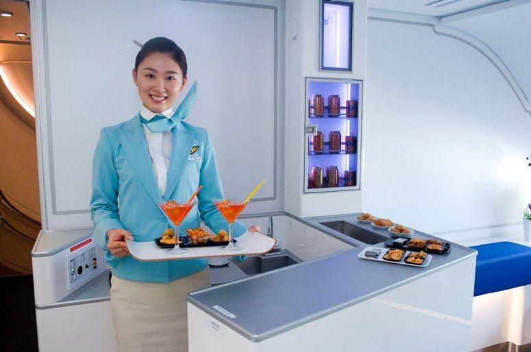 Flight attendant uniforms around the world | Considerable