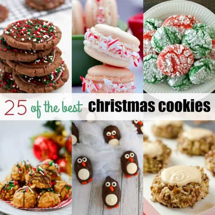 25 of the Best Christmas Cookies | Holidays | Pinterest | Confiteria ...