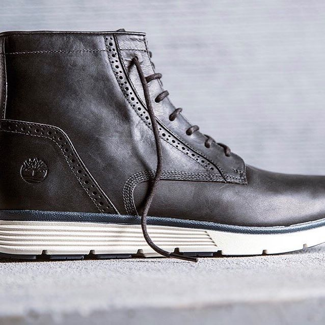 Men's Franklin Park 6 Inch Brogue Boots | Boots, Black boots