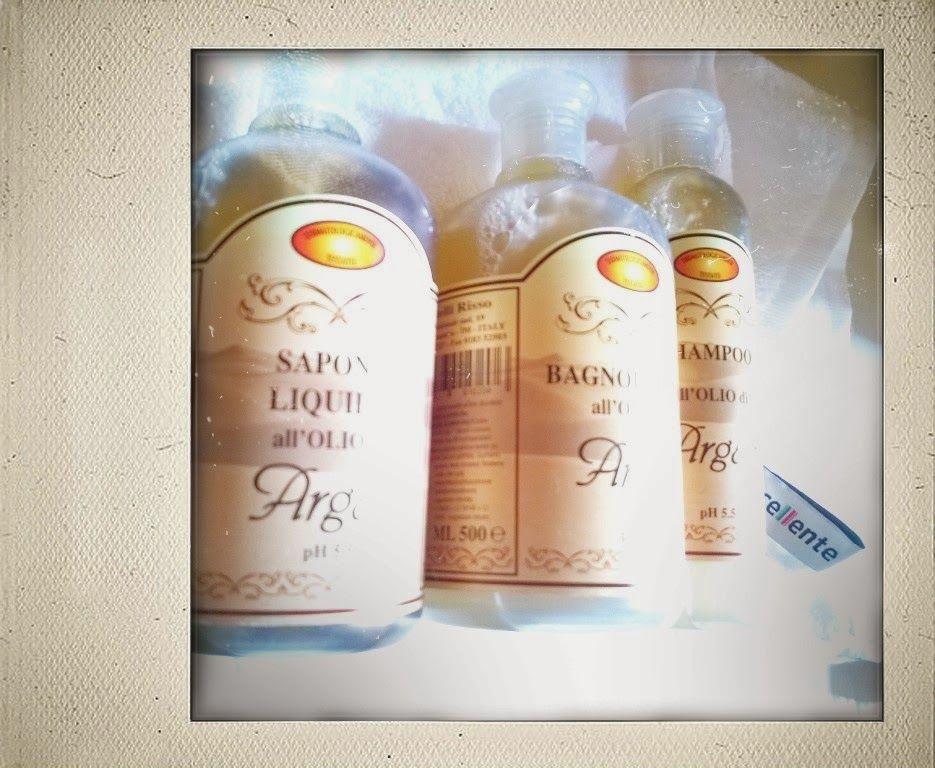 Bagno Vita ~ Provo invento cerco e creo il bello della vita!!: bagno argan
