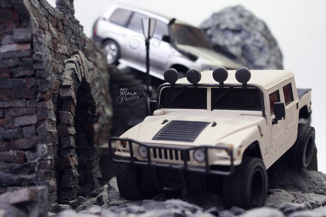 Mini-z Overland Diorama_07   by My Scale Passion