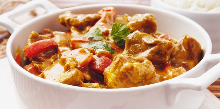 Photo of Chicken curry with Indian yogurt: discover the recipes of …