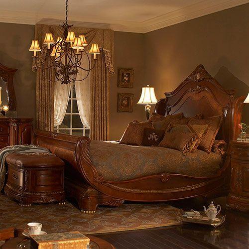Cortina Collection® Bedroom   Michael Amini Furniture Designs ...