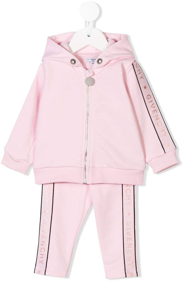 487cd4717 Givenchy Kids logo print tracksuit | Products | Kids logo, Givenchy ...