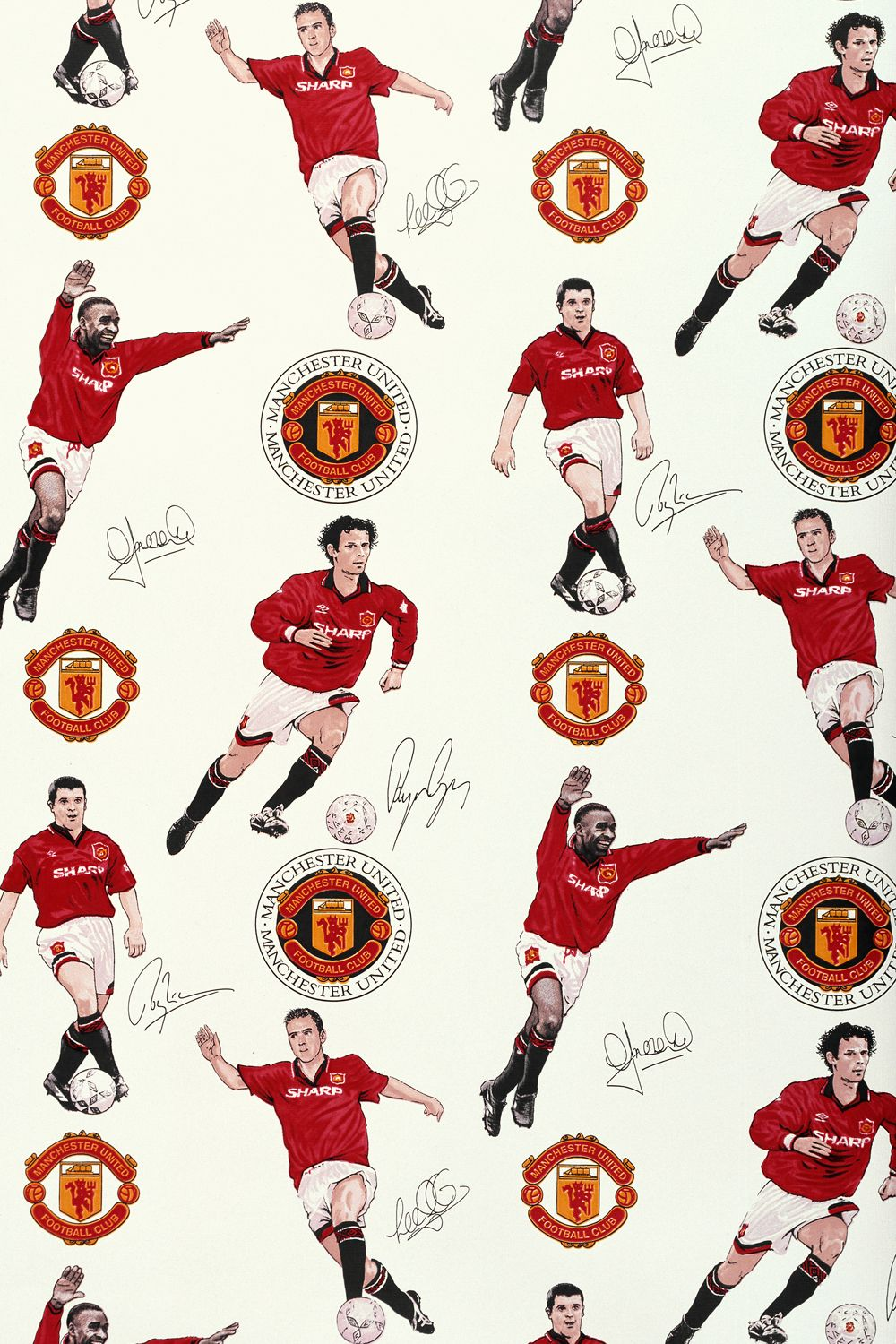 manchester united wallpaper in 2020 | Manchester united ...