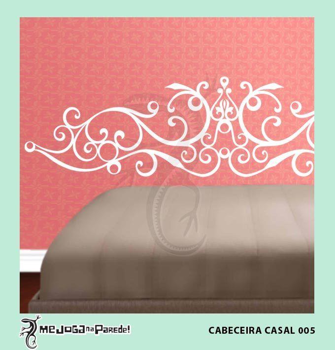 Cabeceira Casal 005 http://mejoganaparede.com.br/index.php/cabeceiras-cama-box