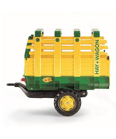 Take a look at this Hay Wagon by Kettler International on #zulily today!