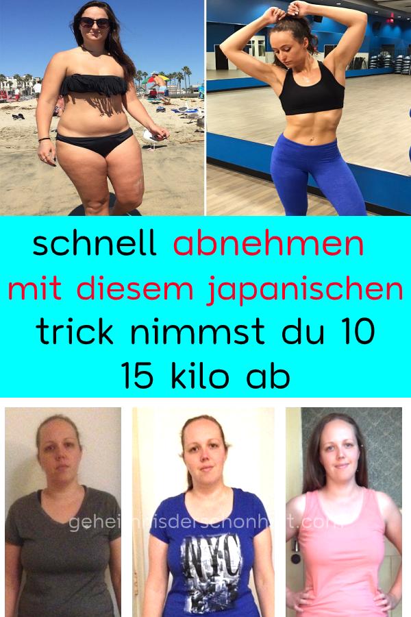 Photo of schnell abnehmen mit diesem japanischen trick nimmst du 10 15 kilo ab #abnehmen …