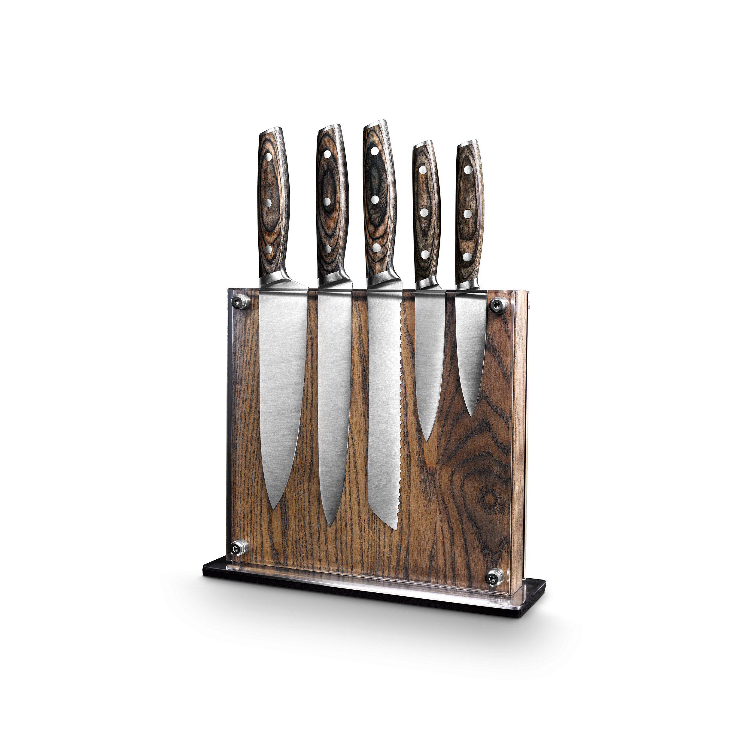 Amazing Unique Knife Blocks Ideas Knife Block Set Knife Block