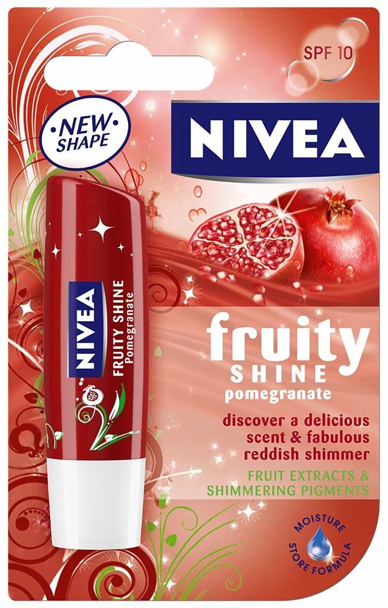Nivea Lip Care Pomergranate Shine Buy Online At Best Price In India Balm Strawberry Bigchemistcom