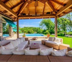 Pool Pavilion. Outdoor Furniture Ideas. Pool Pavilion Ideas. #Pool  #PoolPavilion