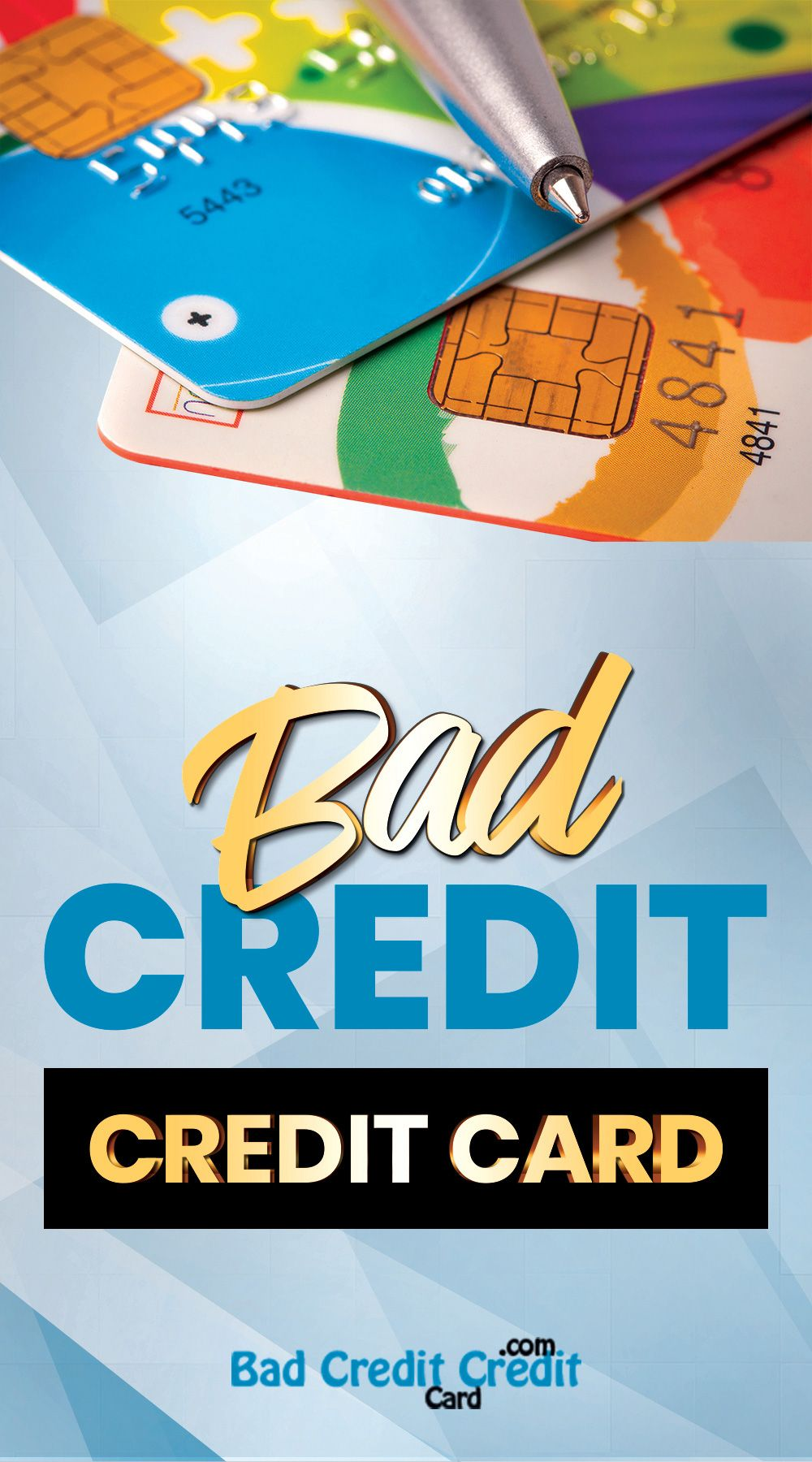 Bad Credit Credit Cards >> Bad Credit Credit Card Awful Credit Credit Cards Come In
