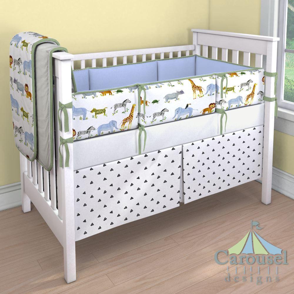 Custom Nursery Bedding Custom Baby Bedding Nursery Design Carousel Designs