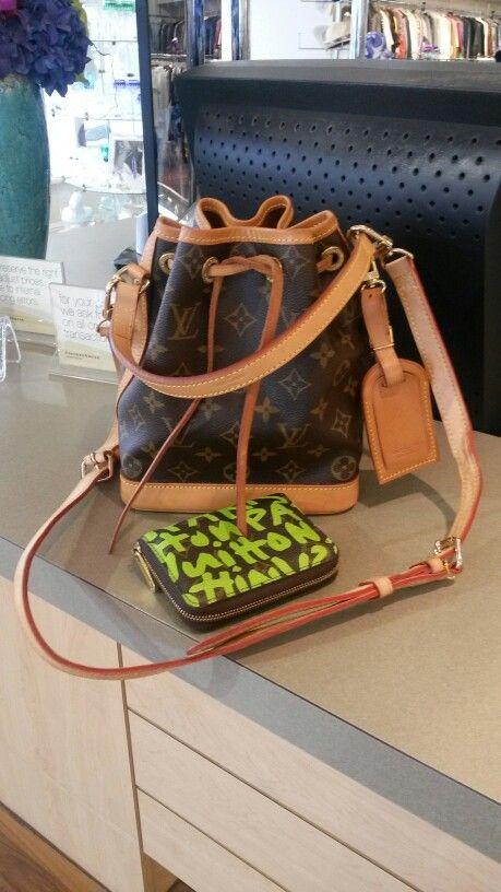 e2586bd898e1 My Louis Vuitton Mini Noe handbag