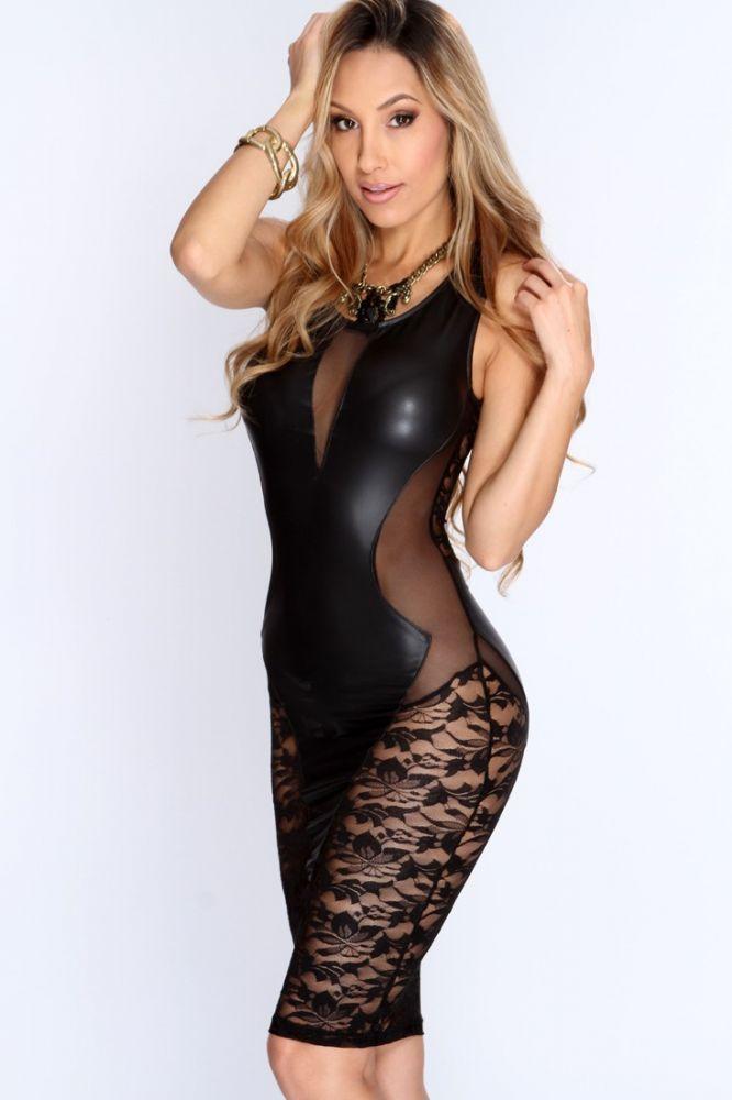 Revealing Nightclub Dresses