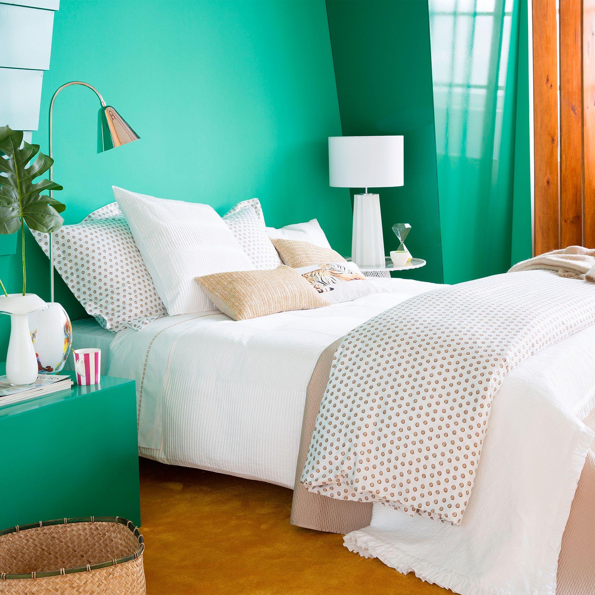 La nueva colecci n de ropa de cama zara home para - Cojines cama zara home ...