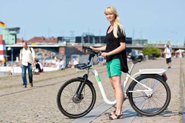 Copenhagen Cykel Dk Electric Assist Bicycle Battery Electric