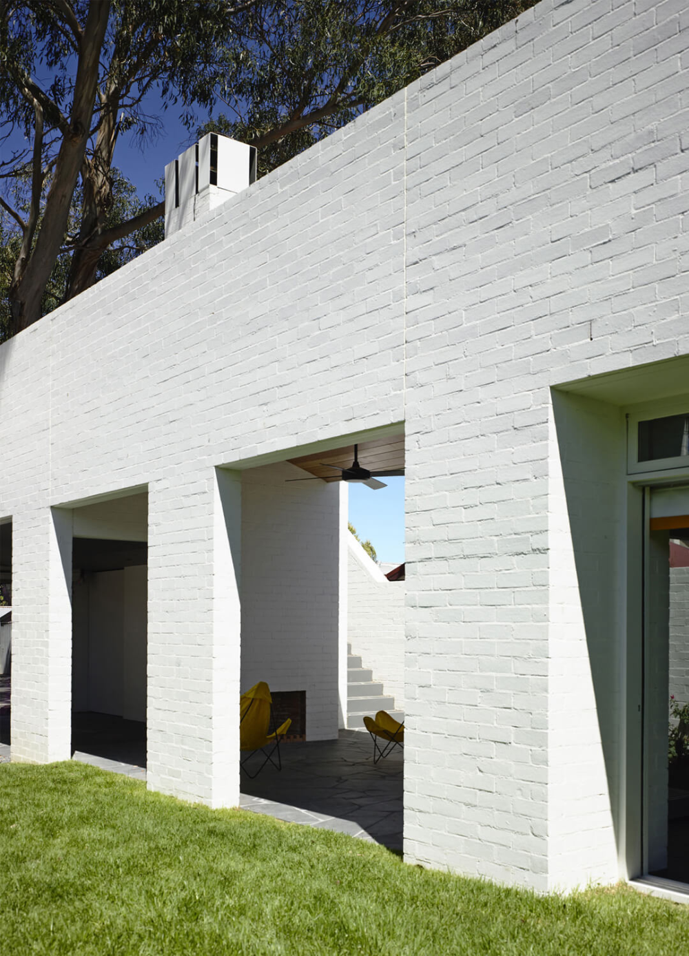 Alterations Additions Park Lane House By Kennedy Nolan Spaces Est Living In 2020 White Brick Houses Exterior Brick White Brick Walls