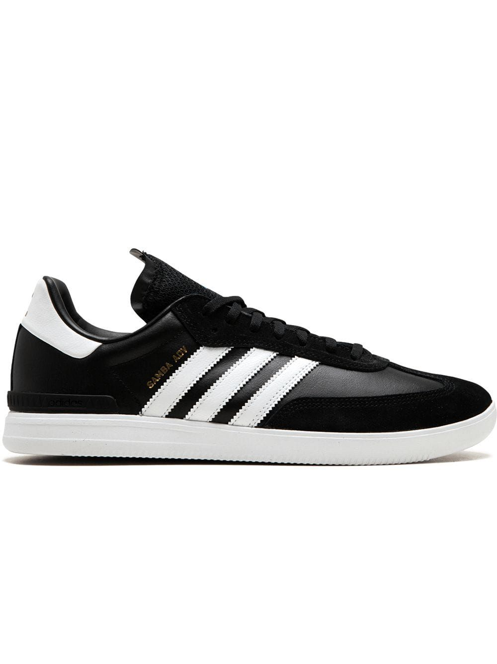 ADIDAS ORIGINALS ADIDAS SAMBA ADV - BLACK.  adidasoriginals  shoes ... cbf2ab5caa