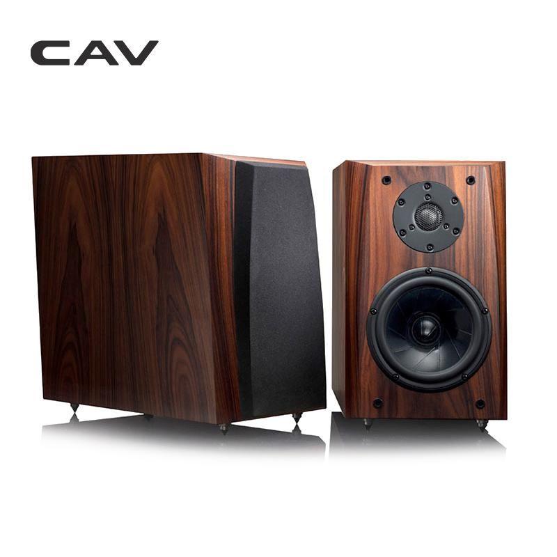 Cav Fl 30 Bookshelf Speaker Full Handmade Wood Veneer High Fidelity Hi Fi Speaker Us 3350 20 Bookshelf Speakers Diy Bookshelf Speakers Cool Bookshelves