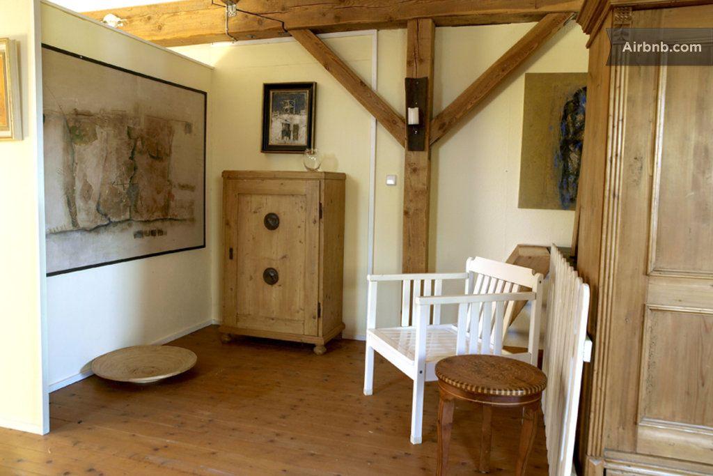 120qm Künstler Appartement  in Borgholzhausen