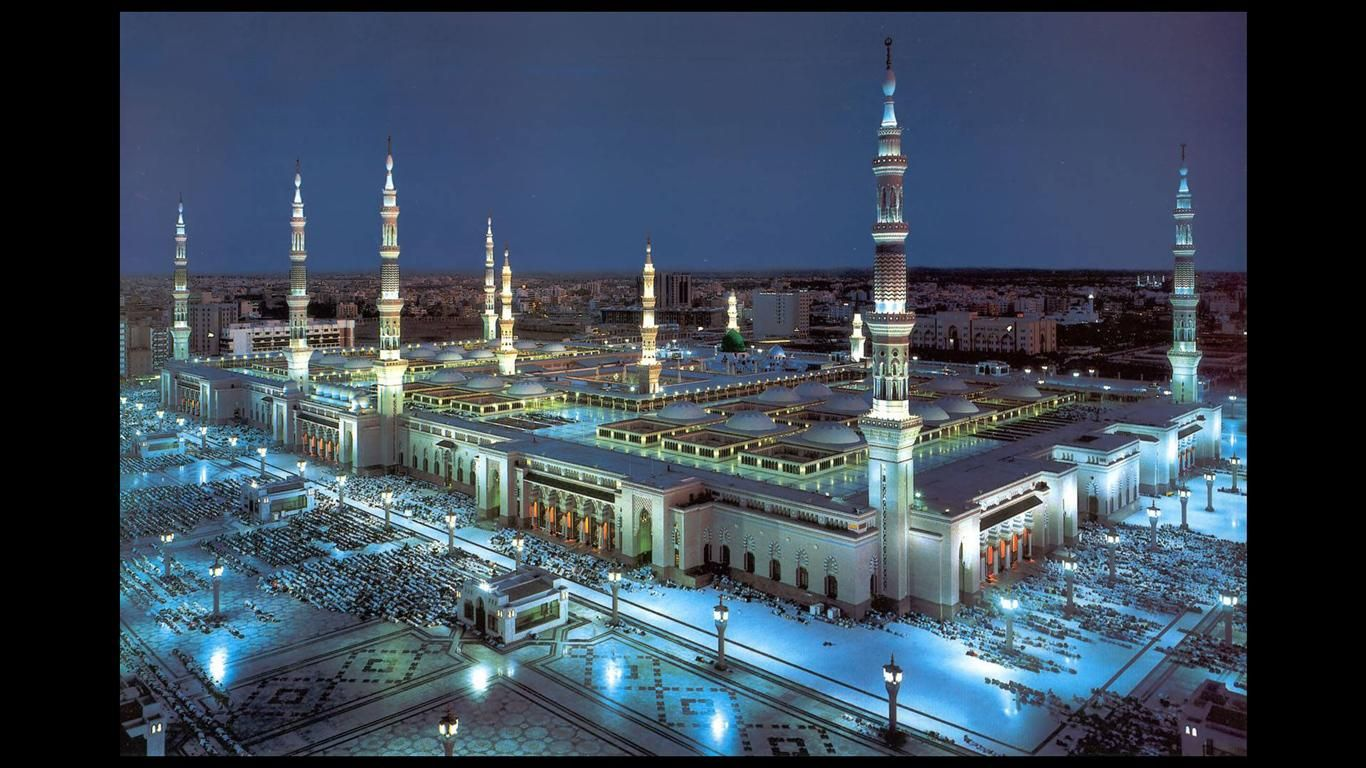 Mecca Madina Hd Wallpapers 1366x768 Group 57 Download For Free Beautiful Mosques Mosque Masjid
