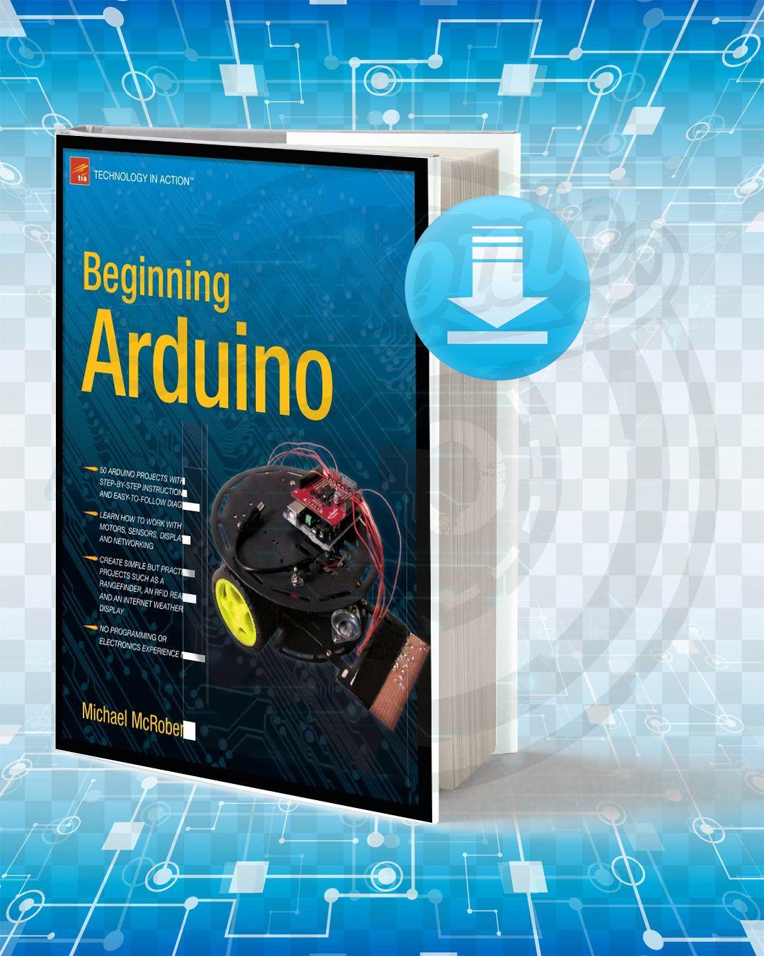 Download Beginning Arduino Pdf With Images Arduino Pdf