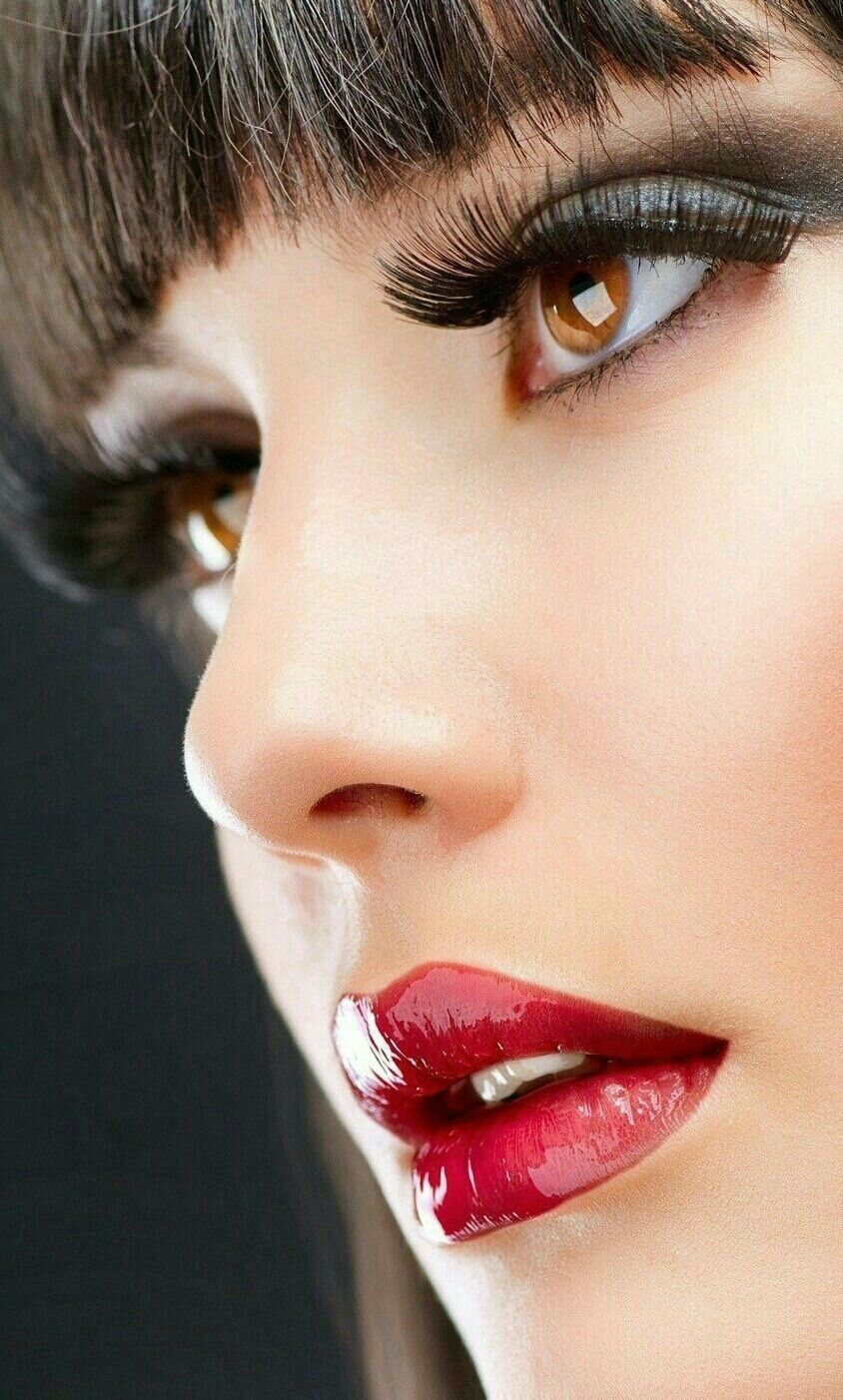 Pin by Alisha Ali on beautiful eyes Red lipstick shades