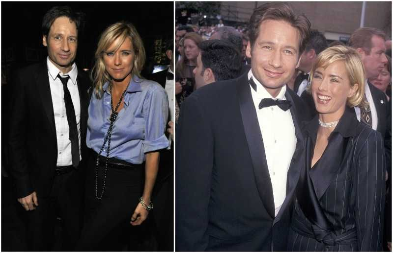 Get To Know All About The Family Of X Files Star David Duchovny