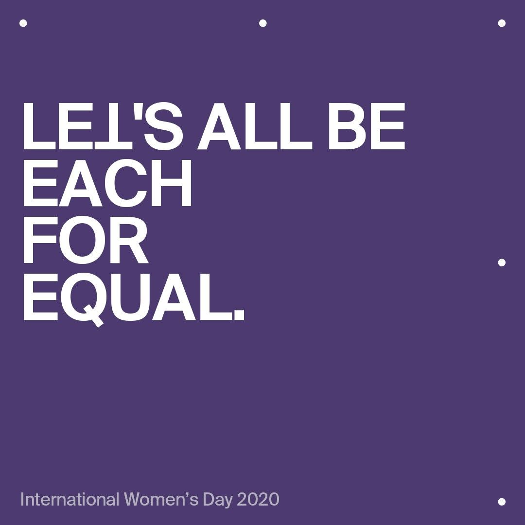 Equality Is Not A Women S Issue It S A Human Issue Because The Meritocracy We Want Requires A Level Playing Fie Equality Women Issues International Womens Day