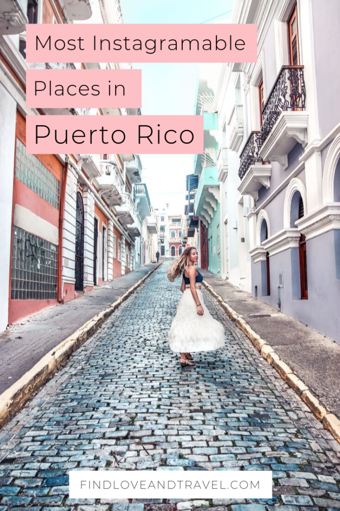 Most Instagrammable Places In Puerto Rico In 2020 Instagrammable Places Caribbean Travel Puerto Rico