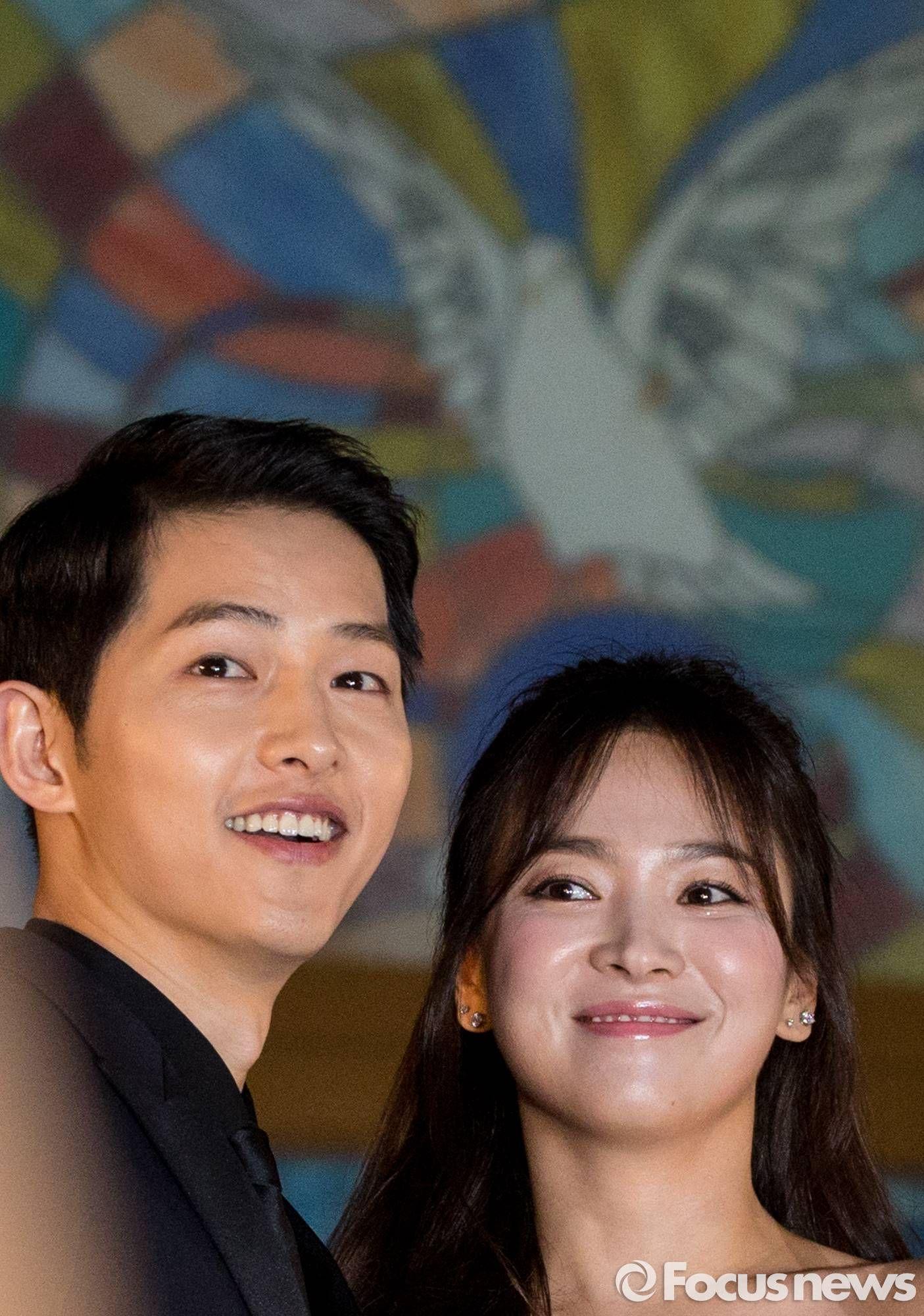 ソン・ジュンギ - ソン・ヘギョ、平和のカップル? - フォーカスニュース