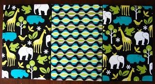 Fabric Covered Canvas Panels {tutorial}