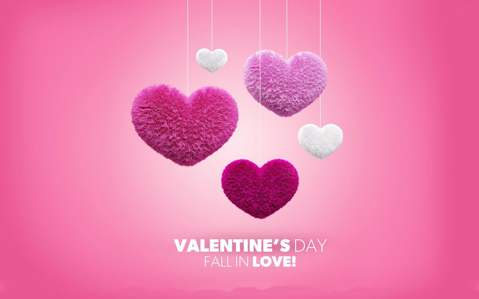 Обои heart, сердечки, Valentines day. Рендеринг foto 9
