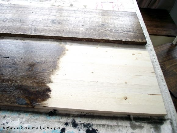 making new wood look old · How To Stain Reclaimed ... - How To Make Wood Look Old In 3 Simple Steps Stains, Stain Wood