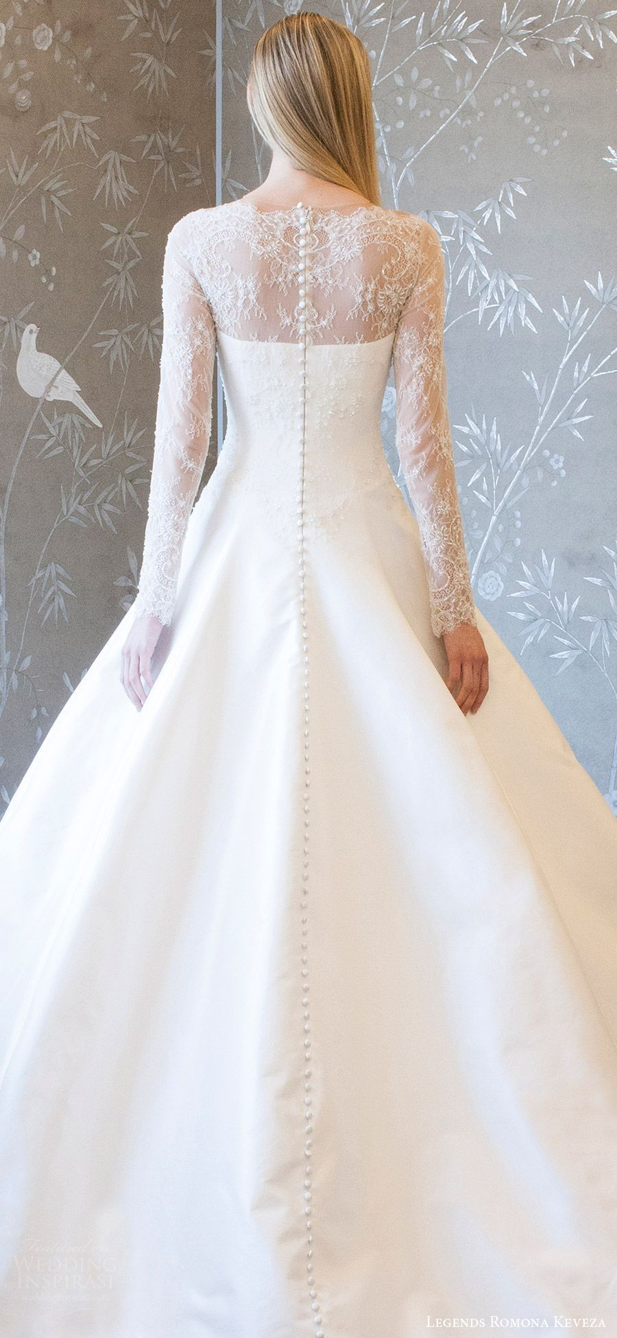 perfect wedding dresses to makes you look luxurious
