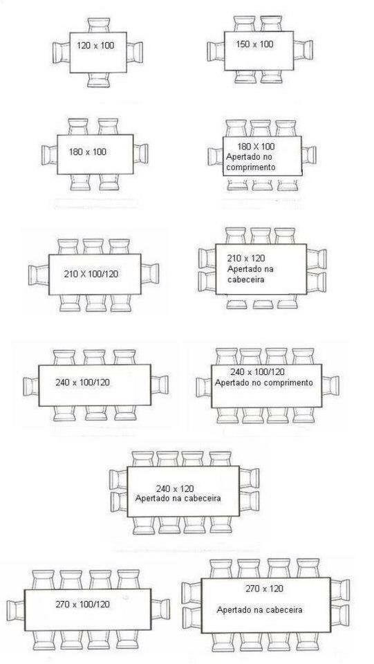 Dimens es de mesas quadradas architecture pinterest for Neufert mesas