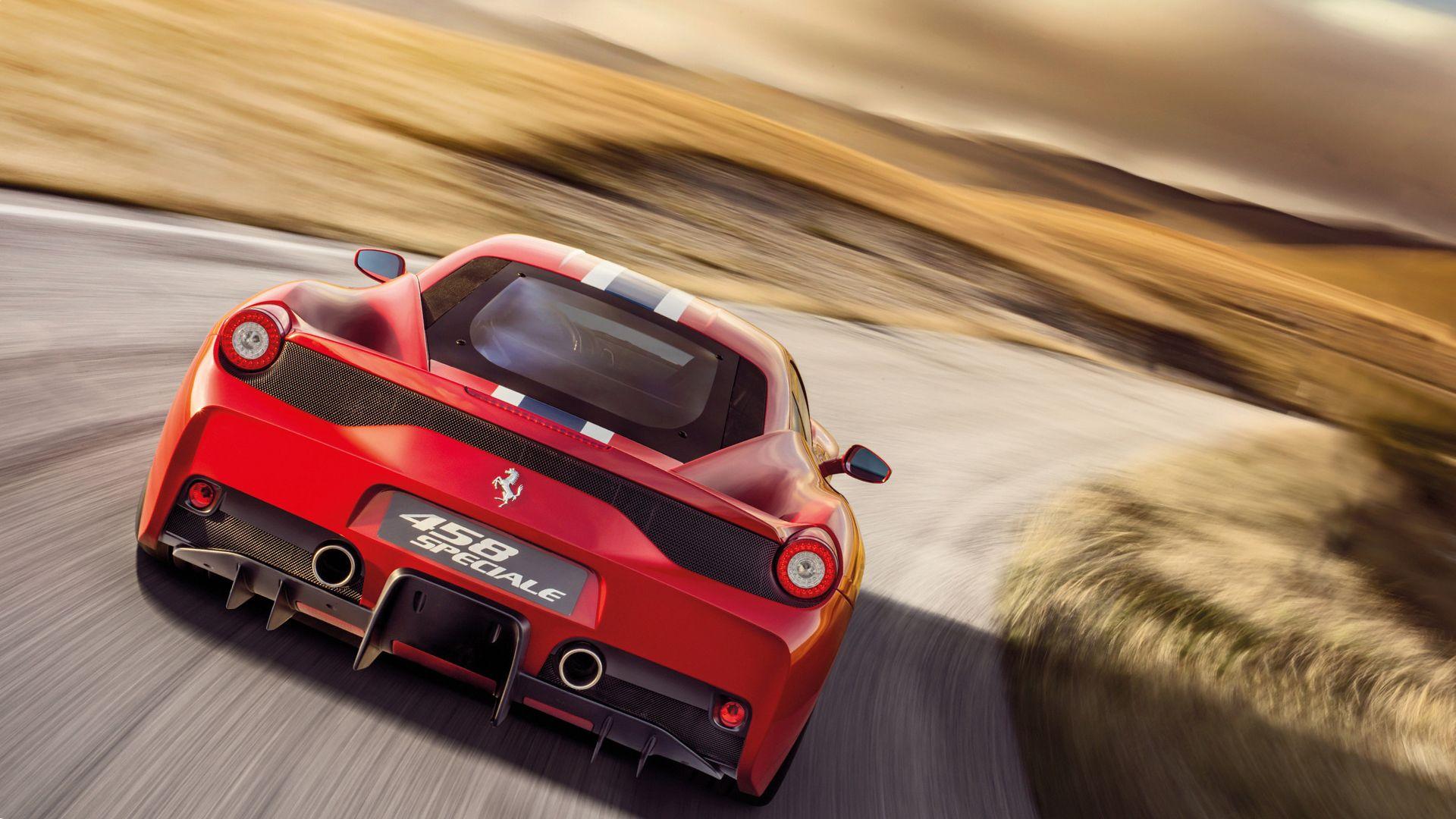 New 2019 Ferrari 458 Speciale A Exterior Changes