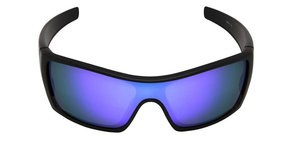 OAKLEY BATWOLF OO9101-11 Matte Black / Violet Iridium | Products ...