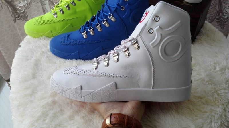 on sale c704e 02a33 KD 6 Fashion NSW Lifestyle All White Sport Red