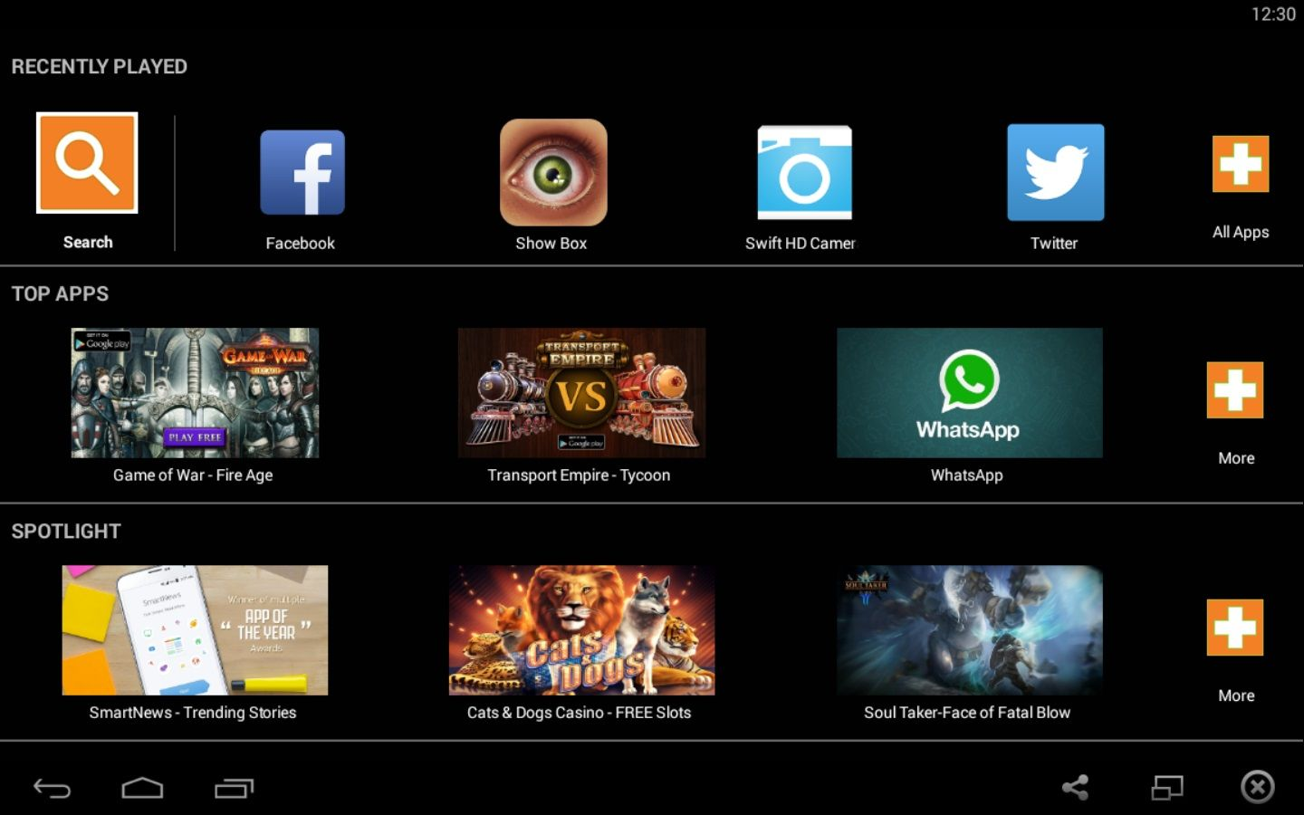 Run Show Box on your PC Showbox App Download Movie app