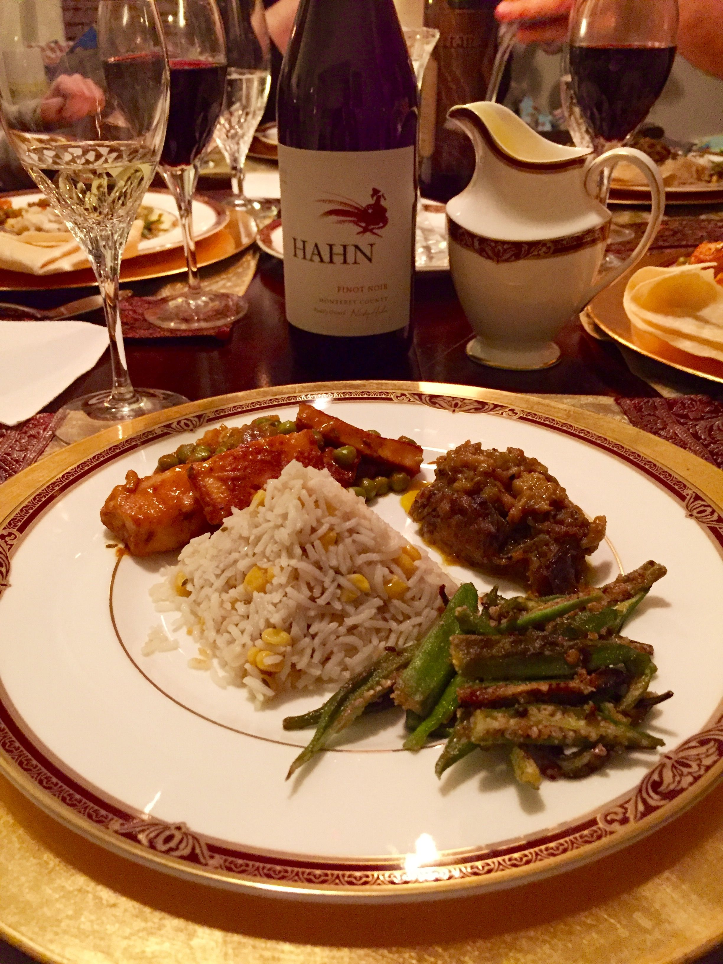 Indian Vegetarian Tasting Menu Big Apple Curry Blog Pinterest