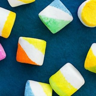 These twists on your favorite holiday foods are delightfully colorful.