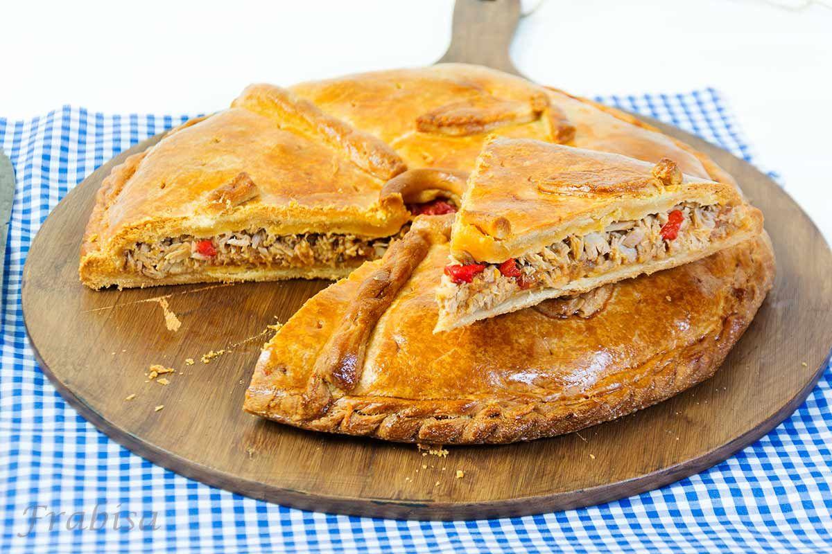 Empanada De Bonito Cocina Gallega La Cocina De Frabisa Receta Receta De Empanadas Empanadas De Atún La Cocina De Frabisa