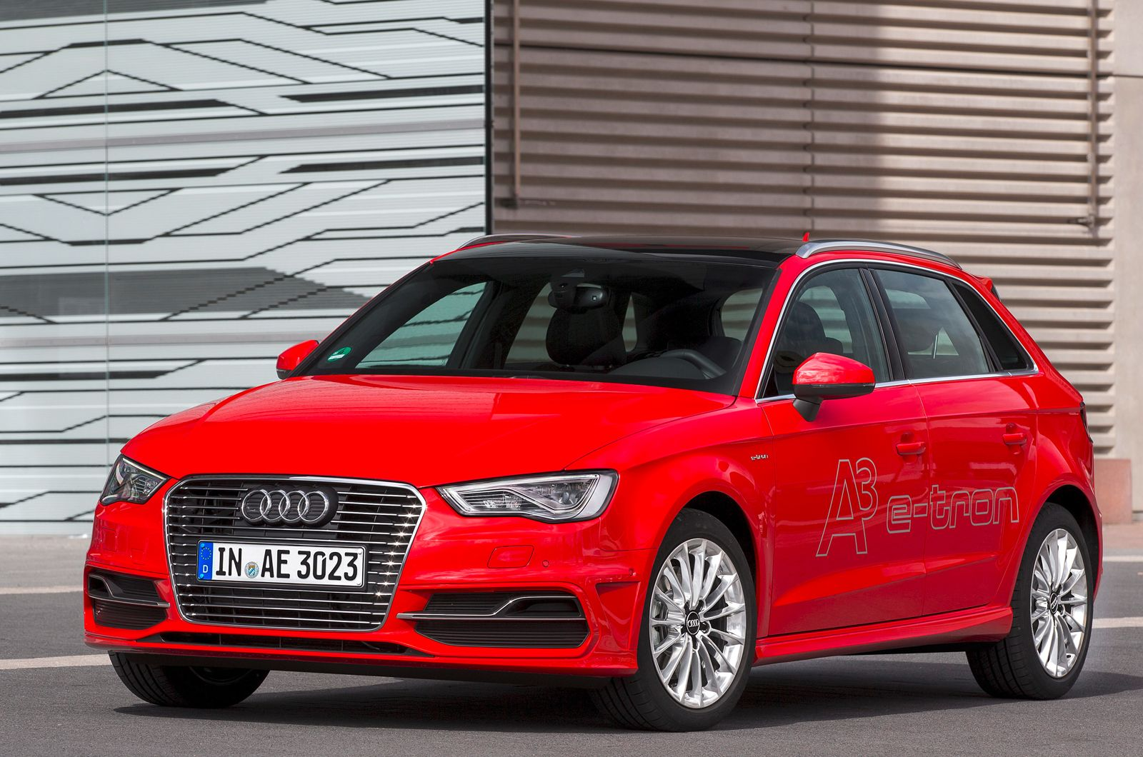Audi A3 etron first drive review (With images) Audi a3