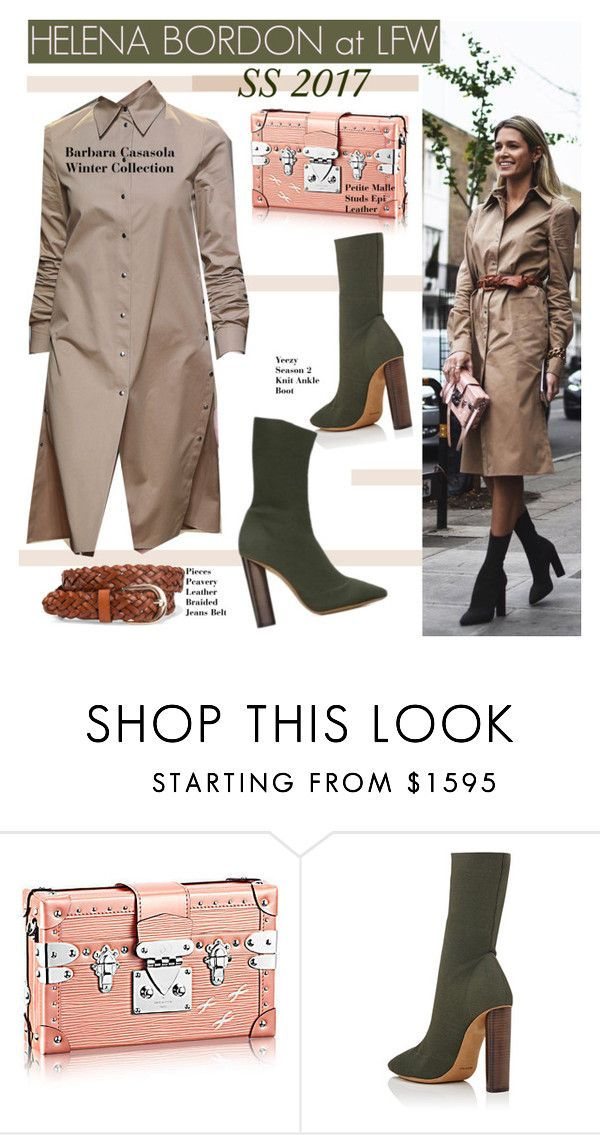 """""""HELENA BORDON AT LFW"""" by swweetalexutza ❤ liked on Polyvore featuring Pieces, StreetStyle, LFW and helenabordon"""