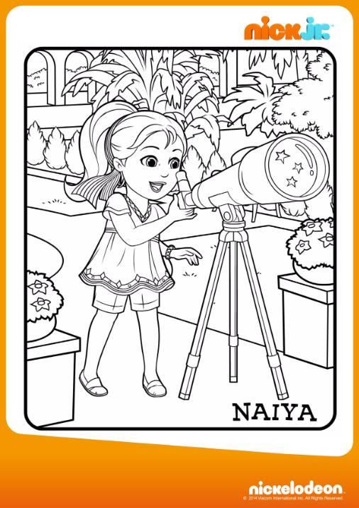 Asombroso Nick Jr Dora Para Colorear Colección de Imágenes - Ideas ...