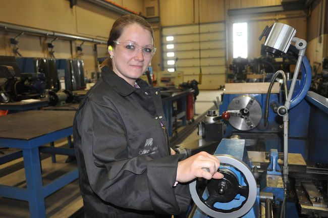 Collège Boréal is offering a new Industrial Mechanic Millwright pre