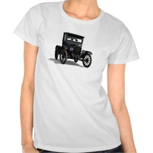 Cars' Lizzie Disney T Shirt